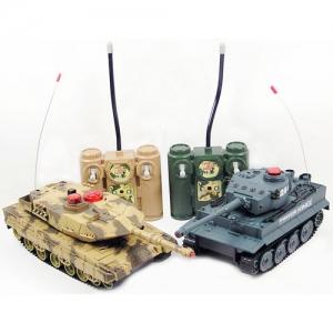 Стреляющие танки с пультом управления